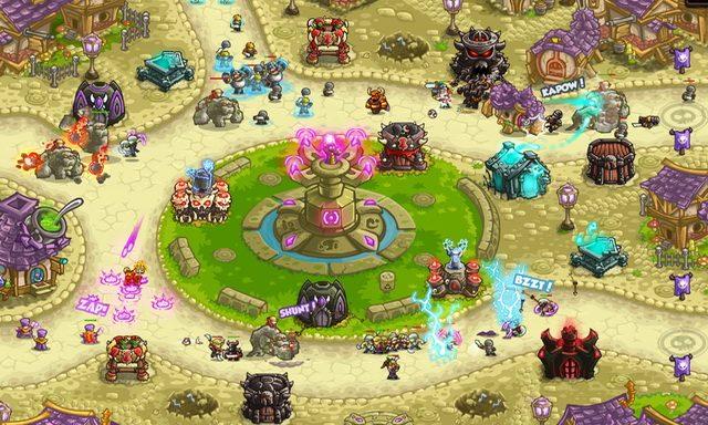 Les meilleurs jeux de Tower Defense sur iPhone