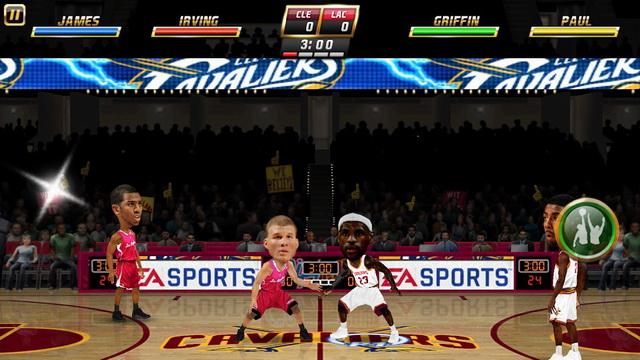 NBA Jam - jeu de sport