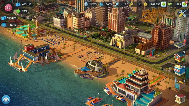 SimCity BuildIt - Jeu de simulation