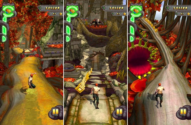 Temple Run 2 - jeu endless runner
