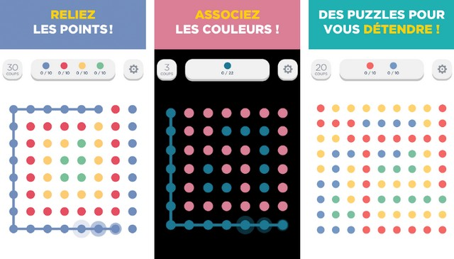 Two Dots - best puzzle game