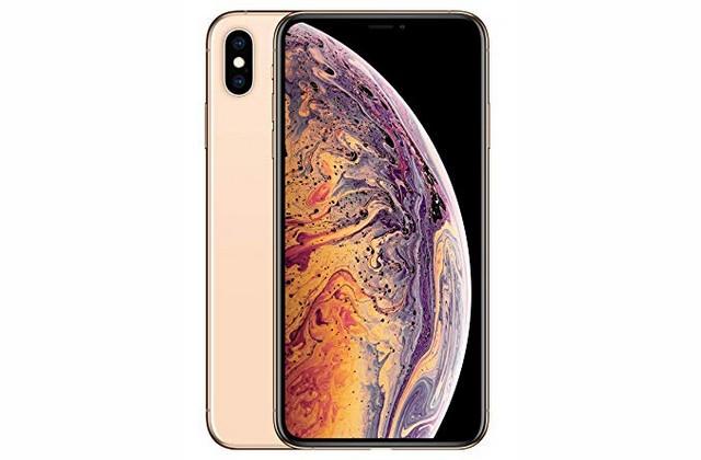 iPhone XS Max - meilleurs smartphones