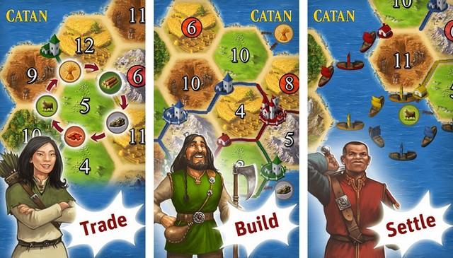 Catan Classic - jeu de société