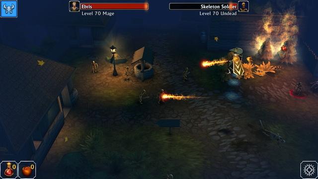 Eternium - best RPG game