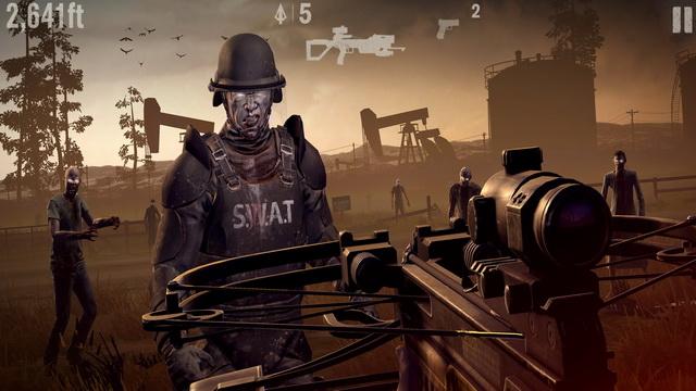 Into the Dead 2 - meilleurs jeux de zombies