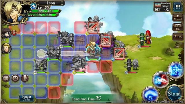 Langrisser - best RPG game
