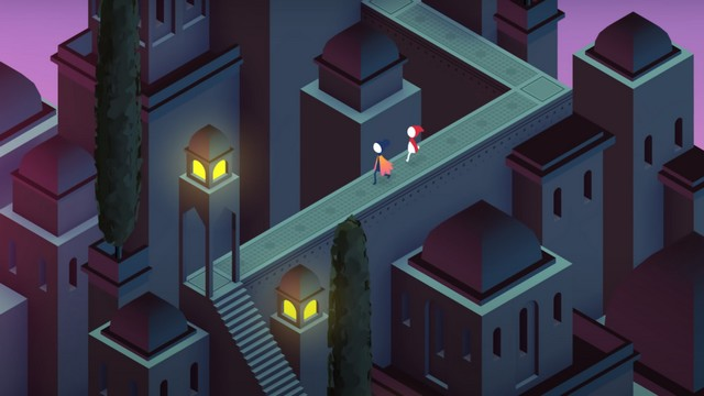 Monument Valley 2 - best adventure game