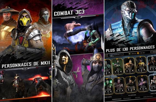 Mortal Kombat - jeu de combat