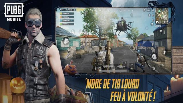 PUBG Mobile - jeux d'action