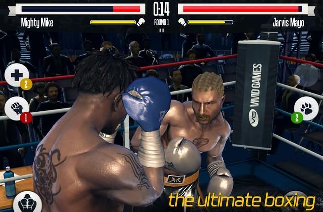 Real Boxing - jeu de combat