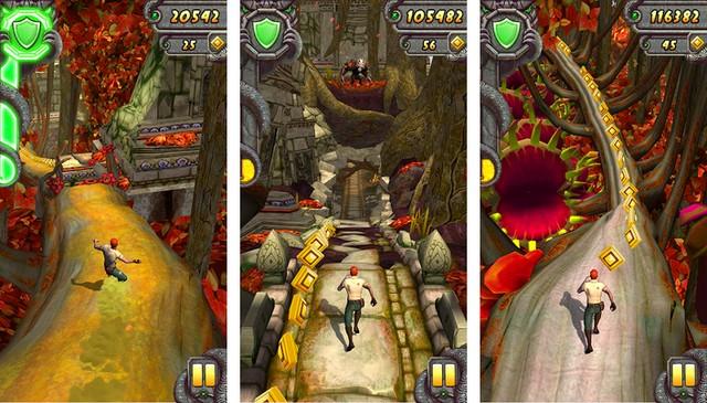 Temple Run 2 - Jeu Endless Runner