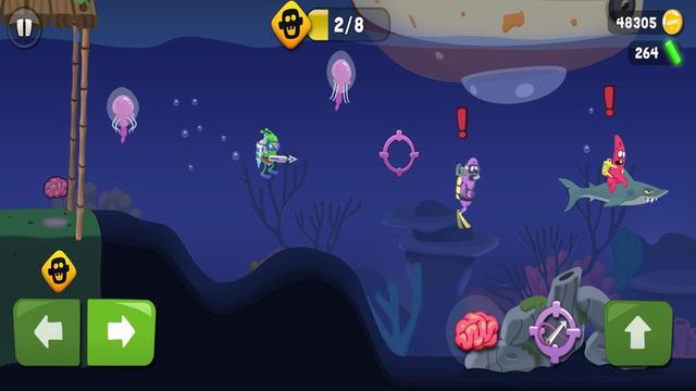 Zombie Catchers - meilleurs jeux de zombies