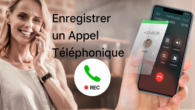 Enregistrement appel - Call Rec
