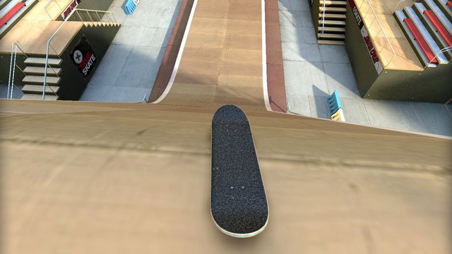 True Skate - jeu de simulation