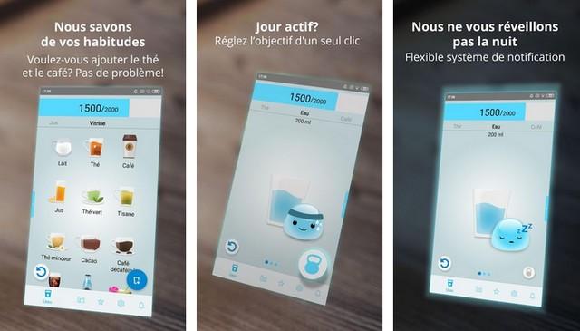 Water Time - applications de rappel de l'eau