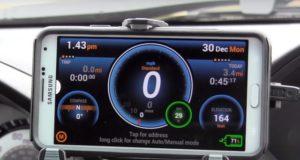 Meilleures applications de compteur de vitesse sur Android