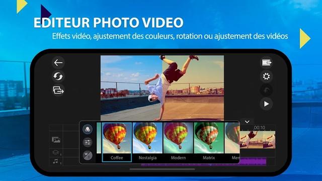 PowerDirector - Montage & Production Vidéo