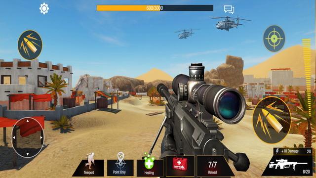Bullet Strike: Battleground