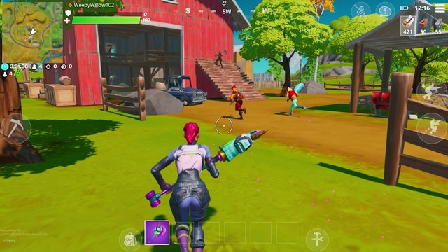 Fortnite - best free games on Android