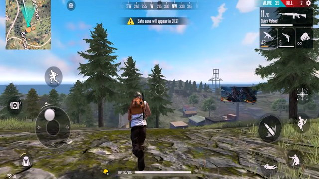 Garena Free Fire - Jeu Battle Royale