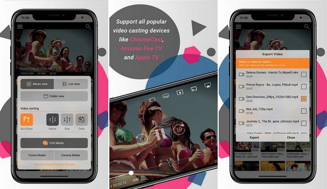 CnX Player - lecteur vidéo