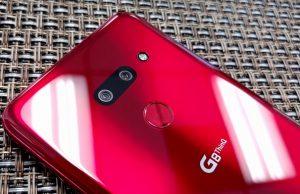 Comment changer la sonnerie sms du LG G8