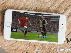 Les meilleurs jeux de football pour iPhone