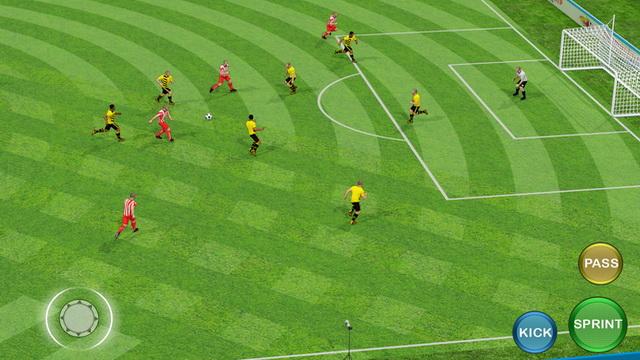 Soccer League : Jeux de footbal