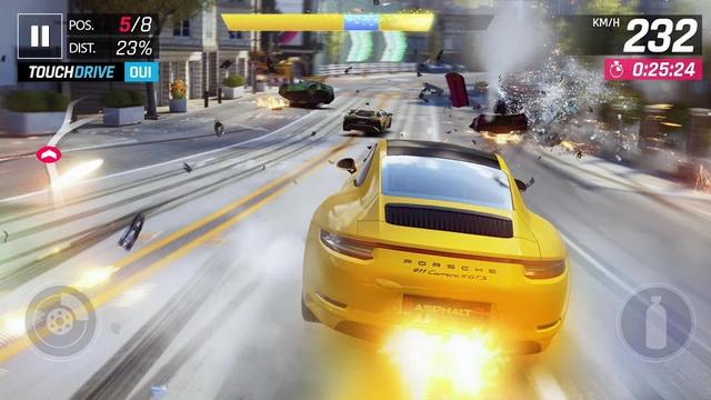 Asphalt 9 Legends - meilleur jeu de voiture