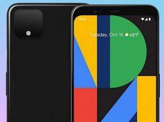 Comment faire une capture écran sur Google Pixel 4