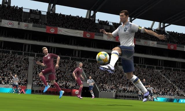 Les meilleurs jeux de sport pour iPhone et iPad
