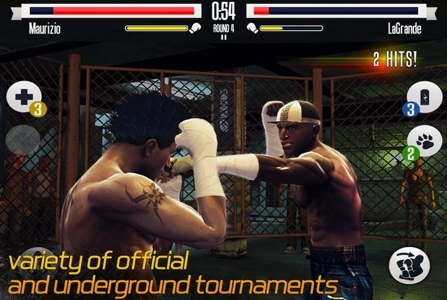 Real Boxing - Jeu de sport