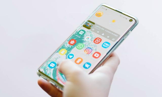 Comment changer la résolution de l'écran sur le Galaxy S10