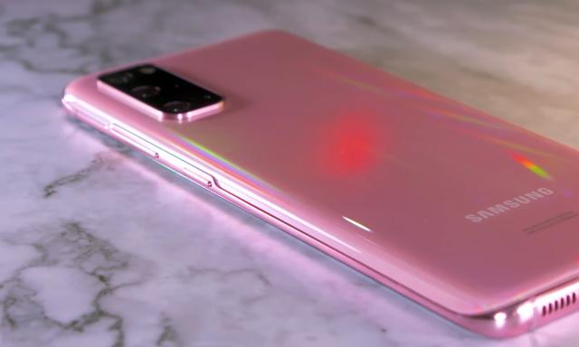 Comment changer le taux de rafraîchissement à 120Hz sur le Samsung S20