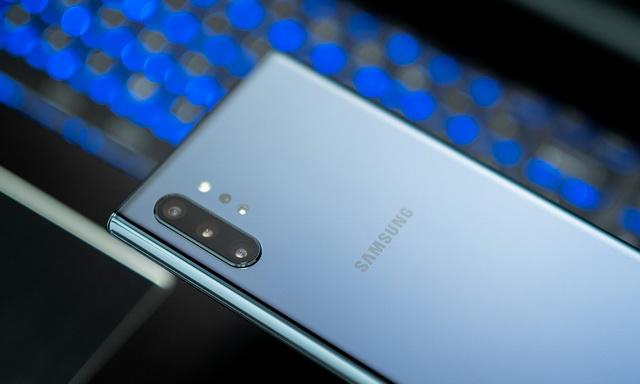 Comment masquer des photos sur Samsung Galaxy Note 10