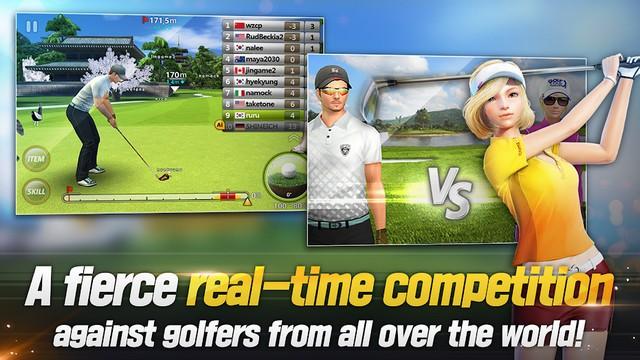 Golf Star - meilleur jeu de golf pour Android