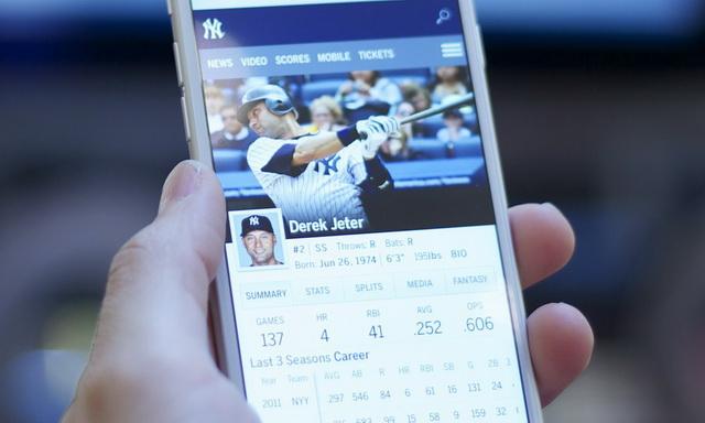 Les meilleures applications de baseball sur Android