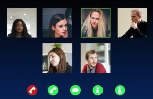 Les meilleures applications de visioconférence pour iPhone