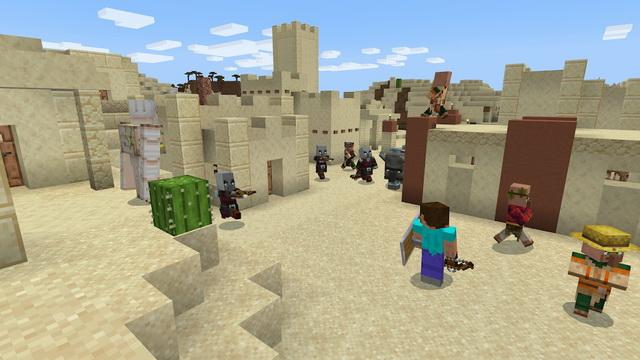 Minecraft - jeu multijoueurs