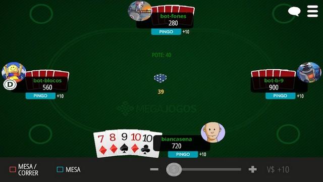 Poker Fermé en ligne 5-CD