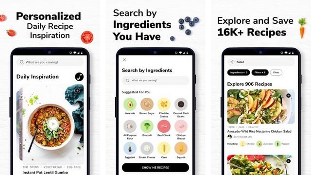 SideChef - application de planification de repas