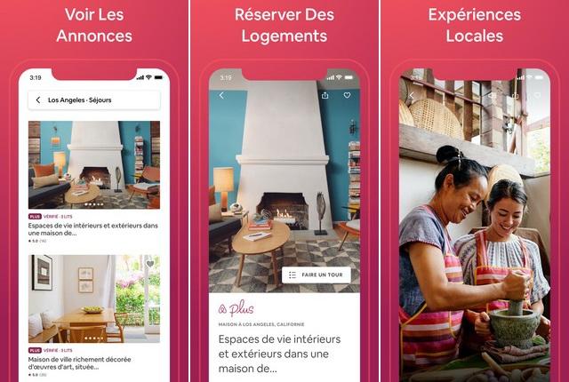 Airbnb - best travel app