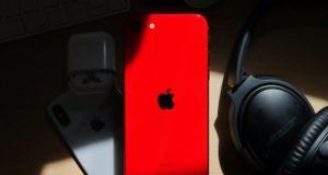 Comment faire une capture d'écran sur iPhone SE