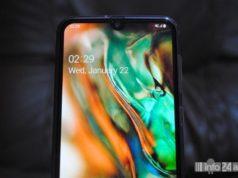 Comment masquer des photos et vidéos sur Samsung Galaxy A20