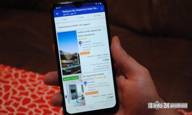 Les meilleures applications Android pour réserver des hôtels