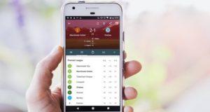 Les meilleures applications de football européen sur Android