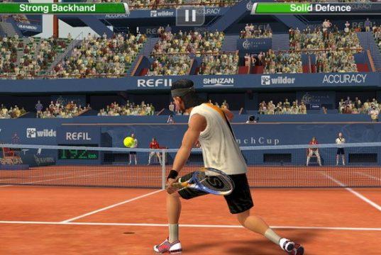 Les meilleurs jeux de tennis sur Android
