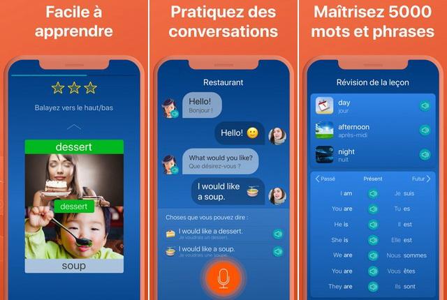 Mondly - Apprendre 33 langues