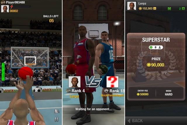 Real Basketball - meilleur jeu pour iPhone