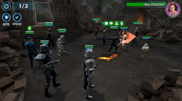 Star Wars Héros de la Galaxie